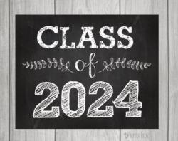 Class of 2024:  8th Grade Panther Package!