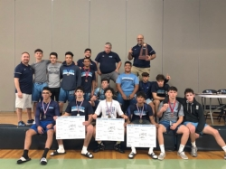 Somerset Wrestling won its 6th Consecutive FHSAA District Championship!