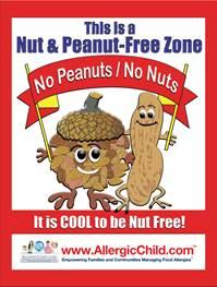 Peanut and Nut Free School
